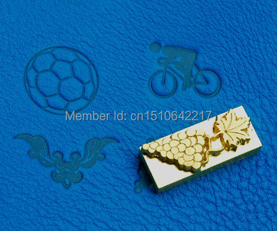 Leather mold Wood stamp Wood mold Leather logo Custom logo Custom leather stamp leather tool Branding