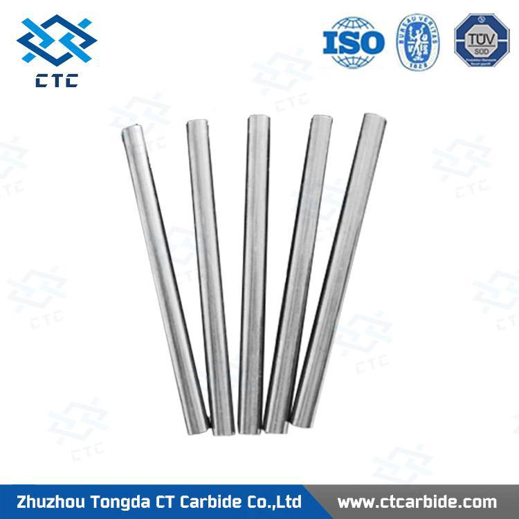 Factory Supply High Quality tungsten carbide drilling rod in 100% raw material(China (Mainland))