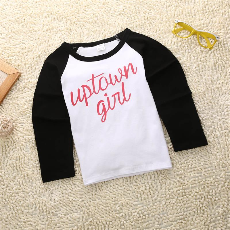 Casual Newborn Kids Girl Autumn Clothes Cotton Shirts Blouse Long Sleeve Infant Toddler Baby Clothes Tops