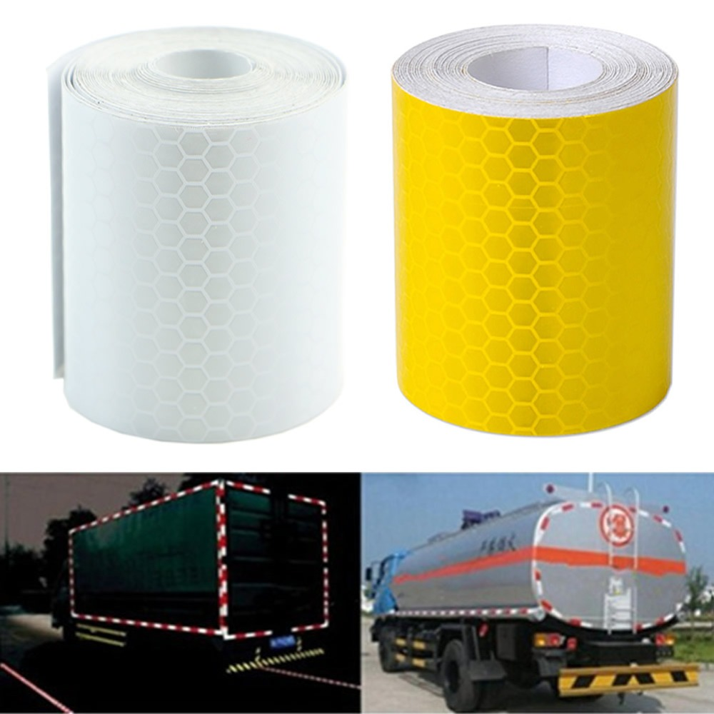 Sale colorful Reflective Safety Warning Conspicuity Tape Film Sticker 3M(China (Mainland))