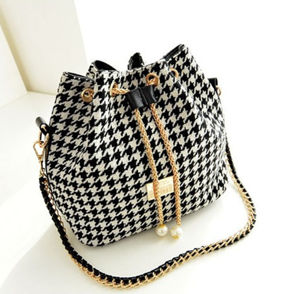 Fantastic Fashion Women PU Leather Sequin Handbag Crossbody Satchel Shoulder Messenger Bag(China (Mainland))