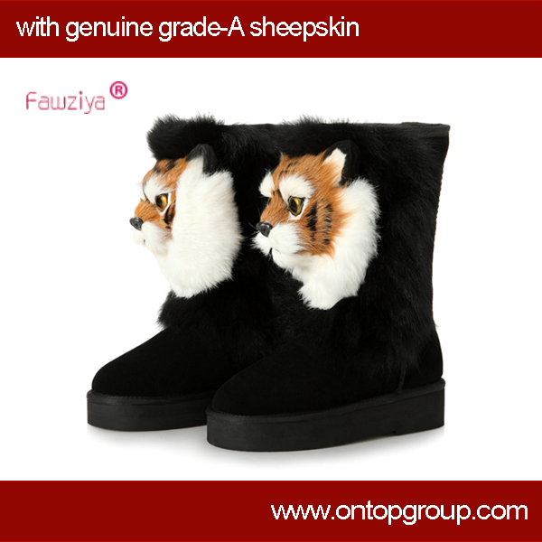 2014 casual women boots