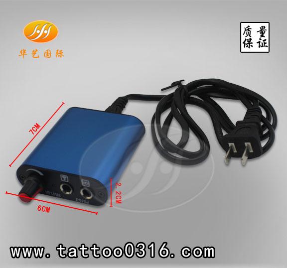 International tattoo equipment tattoo machine tattoo power supply transformer PS15(China (Mainland))