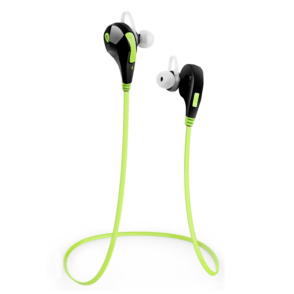 BT-15 Bluetooth 4.0 Wireless Sport Headphones Sweatproof Stereo Bluetooth Earbuds Earphones Hands-free Headsets with Microphone(China (Mainland))
