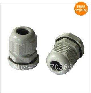 PG11 Waterproof Connector Gland Dia. 5-10mm Cable<br><br>Aliexpress