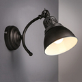 Vintage industry wall lamps loft style retro lamps office study living room dining room restaurant cafe