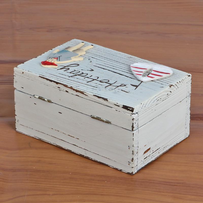 Achetez en gros coffre en bois en ligne des grossistes for Boites de rangement decoratives
