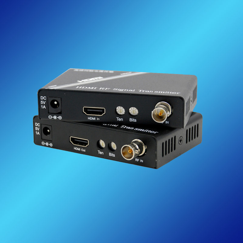 HDMI to RF Media Converter & over Coaxial Transceiver 300mtrs(China (Mainland))
