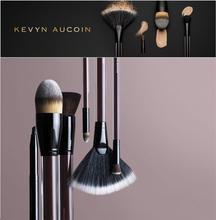 Brand Kevyn Aucoin Professional Makeup Brushes The foundation powder lip contour eye liner make up brush kit pinceis maquiagem.(China (Mainland))