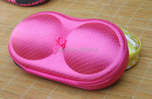 unique design travel accessories women bra and underwear storage bags Lady popular bra packing organizers with mesh(China (Mainland))