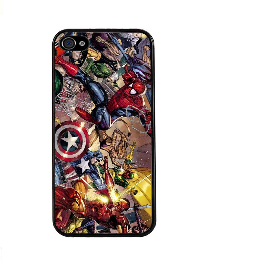 Spiderman Iphone C Case