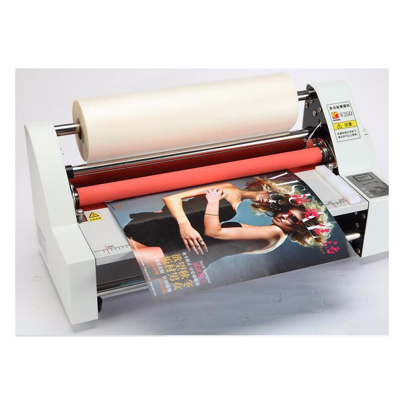 heat lamination machine