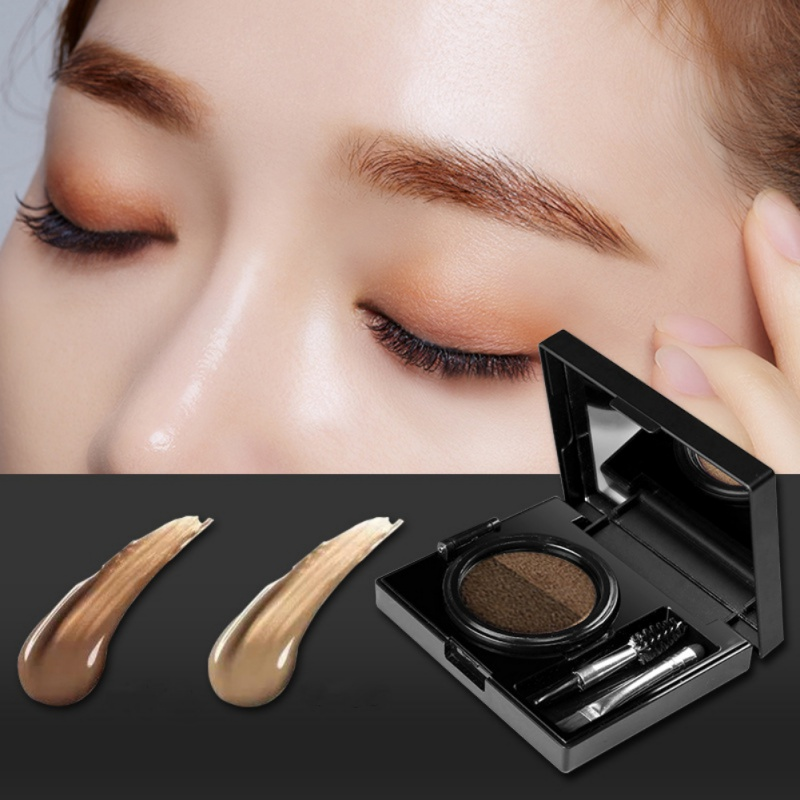 Natural Nude Make Up Women Double Color Waterproof Long Lasting Air