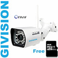 2 0 megapixel ip camera WIFI 1080p hd outdoor wireless bullet ONVIF digital cctv IP Cam