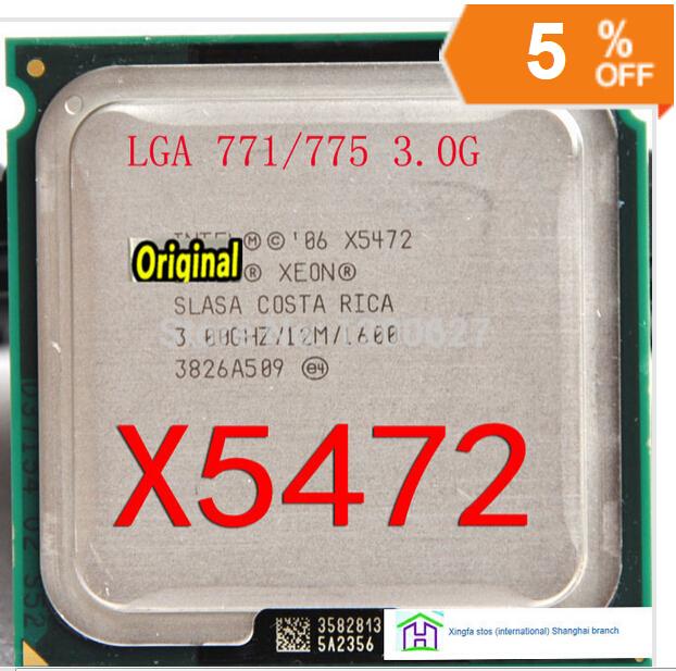 все цены на Компьютерные аксессуары Oem Xeon X 5472 Xeon X 5470/X 5482 /3.0 /LGA771/12 L2  x5472 онлайн