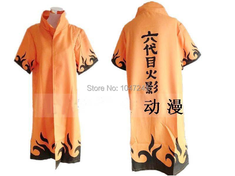 Uzumaki Naruto 6th Hokage Naruto 6th Hokage Jacket
