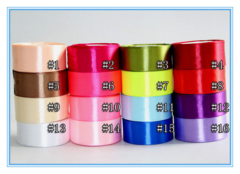 25yards 40mm Silk Satin Ribbon for Wedding Party Decoration Dress Invitation Card Gift Wrapping Scrapbooking Supplies Riband
