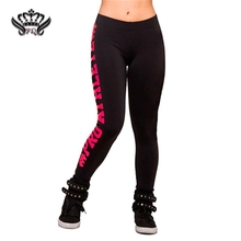 Buy Women's Fitness Leggings High Elastic Comfortable Long Pants Workout Women Slim Trousers Breathable Legging Bodybuilding Clothes for $10.45 in AliExpress store