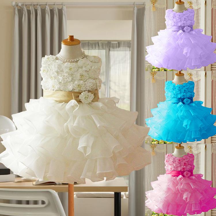 wedding party dresses flower girls