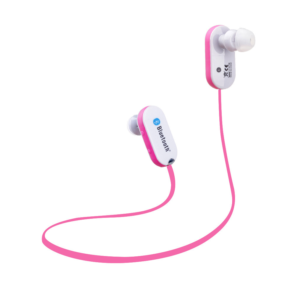 Wireless headphones bluetooth case - bluetooth headphones pink wireless running