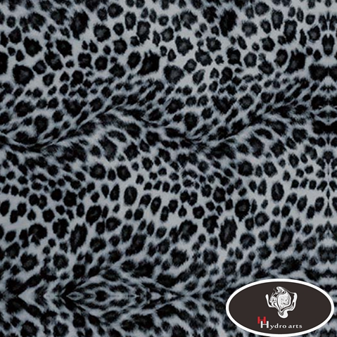 Popular cool leopard print water transfer printing hydrographics printing film 50cm wide aqua print film HFJ0159(China (Mainland))