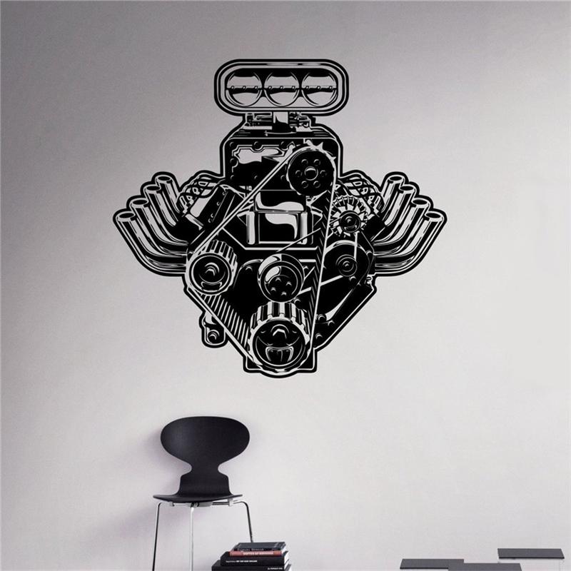 Interiores de muebles compra lotes baratos de interiores for Stickers pared baratos