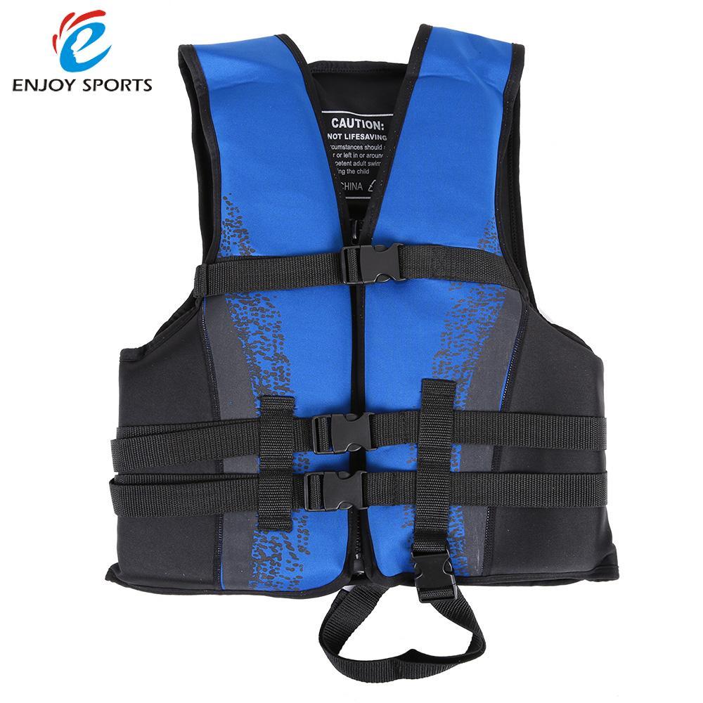 Professional Kids Life Vest Child Universal Polyester Life Jacket Foam Flotation Swimming Boating Ski Vest Safety Product(China (Mainland))