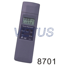 Az8701 AZ-8701 tipo Pocket temperatura humedad medidor higrotermómetro con precios más bajos