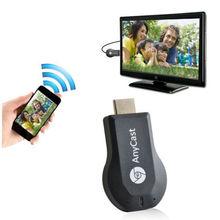 MEDIA TV STICK CHROMECAST WiFi Display Receiver DONGLE CHROME AnyCAST DLNA Airplay Airmirror