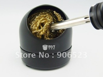 free shipping BEST Soldering Iron Tip Cleaning Clean Ball Remover Wire Sponge