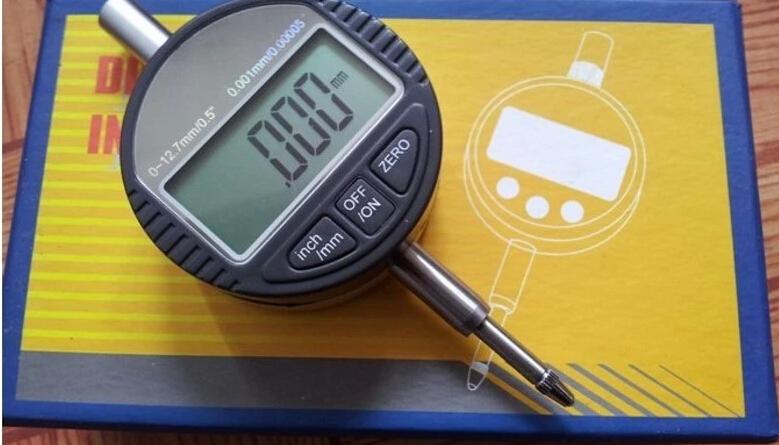 Купить Цифровой микрометр цифровой штангенциркуль микрометр диапазон 0-25.4 точность 0.001 мм ЖК-Дисплей бесплатная доставка