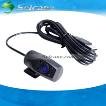 Seicane mini HD night vision USB DVR Camera Recording video 170 angle shooting High quality connect the android car dvd(China (Mainland))
