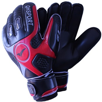 brand professional soccer goalkeeper gloves 4mm thick senior latex finger dual protection keeper glove size 8# 9# 10#