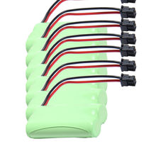 7 шт. 800 мАч беспроводной телефон аккумулятор для at и t BT18433 BT28433 Uniden BT-101 BT-1011