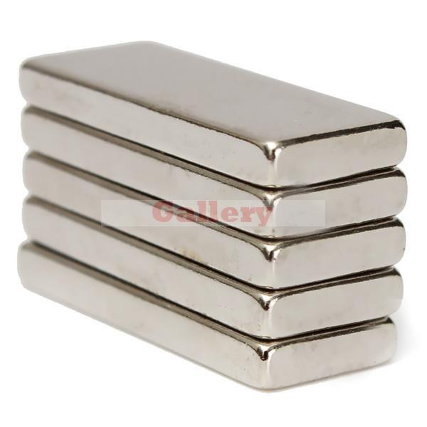 2015 Rushed Hot Sale Imanes 10 Pcs N52 Strong Rectangular Neodymium Magnets 25x10x3mm Block Ndfeb Rare Earth <br><br>Aliexpress