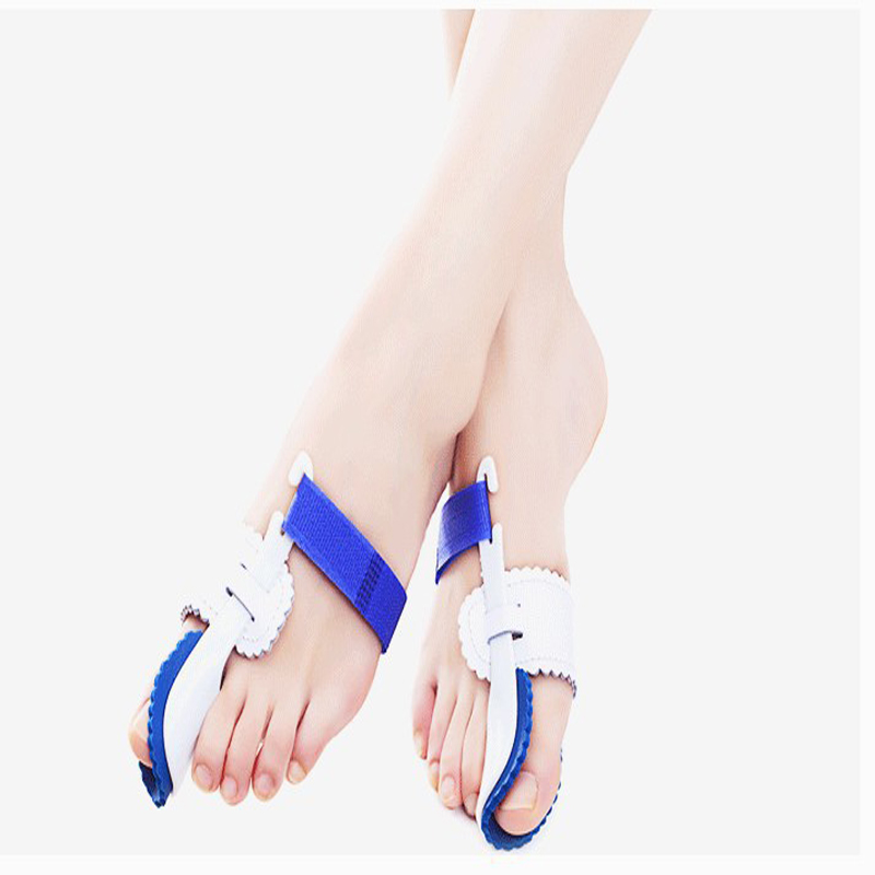 2PCS Foot Care Tool Bunion Splint Great Toe Straightener Foot Pain Relief Hallux Valgus Foot Care Tool(China (Mainland))