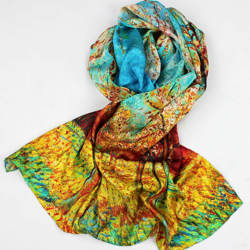 scarves wraps new arrival colorful s foulard