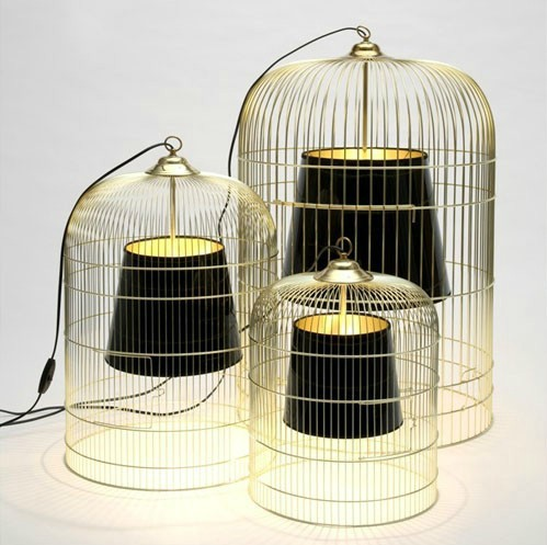 Pendant light modern replica version of chinese style gold plated bird cage pendant light<br><br>Aliexpress
