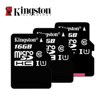 Memory Card KINGSTON C10 16GB 32GB 64GB Micro SD Card SDHC SDXC UHS-I U1 Microsd Card Class 10 Memoria TF Card for Phone Tablet(China (Mainland))