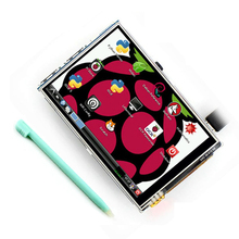 3.5 Inch 320 X 480 TFT LCD Display Touch Board For Raspberry Pi 2 Model B & RPI B+ raspberry pi 3(China (Mainland))