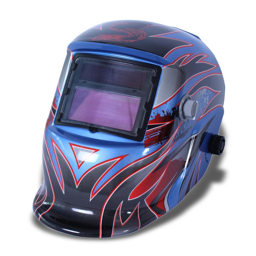 Protection Auto Darkening Solar welders Welding Helmet Mask Grinding Function #5(China (Mainland))