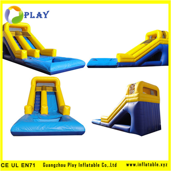 Inflatable Slide Sale: Used-commercial-inflatable-water-slide-giant-inflatable