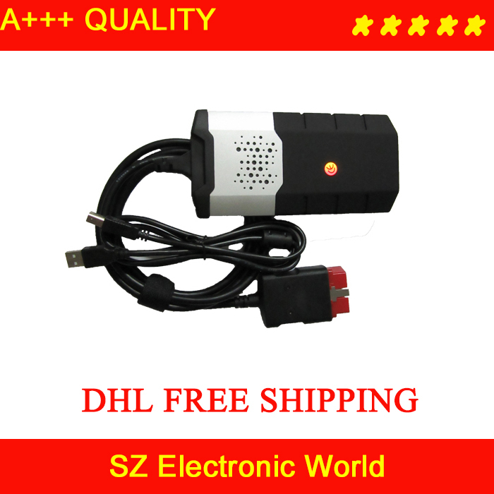 2014 Release 2 DS150E without Bluetooth 2014.2 CDP Pro need keygen Multi-language DHL - SZ Electronic World store