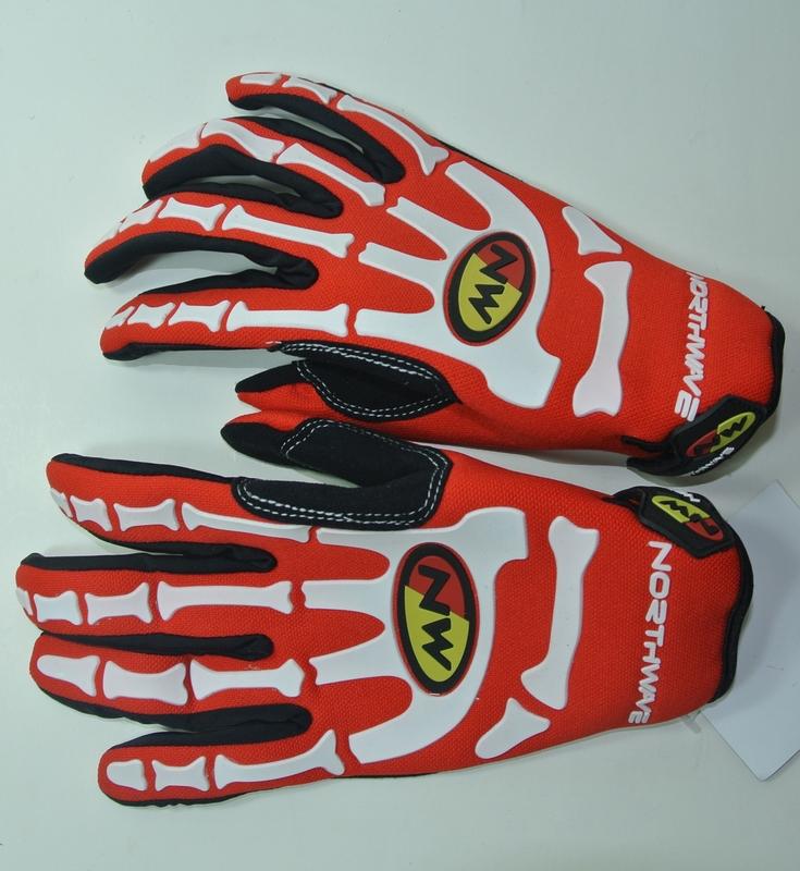 Winter mountain bike riding gloves all finger gloves equipment(China (Mainland))