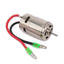 390 Electric Brushed Motor For 1/16 1/18 RC Car Boat Airplane HSP Hi Speed Wltoys Tamiya Truck Buggy 03012 A959 A969 A979 K929(China (Mainland))