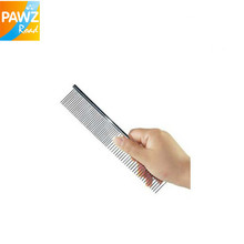 New Arrival Pet Dog Products Long Hair Dog Comb Stainless Steel Pet Comb High Quality for