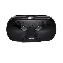 Mobile Phones Virtual Reality 3D Glasses Headset Helmet (Black)
