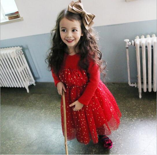 High Quality Little Girls Designer Dresses-Buy Cheap Little Girls ...