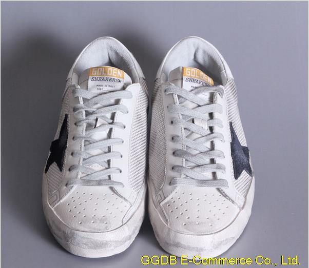 Golden Goose Superstar Sneakers Brand Genuine Leather Men Women Low-Cut Breathe White Shoes GGDB SSTAR Scarpa Italian Donna