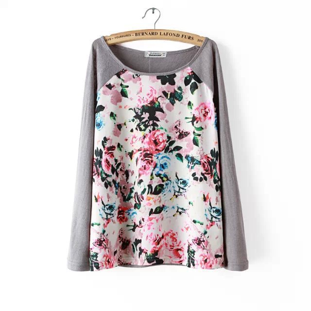 Flower Shirts Women